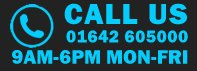 Call us Now 01642 605000