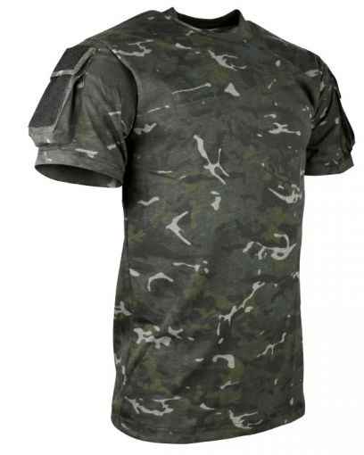 Tactical T-shirt - BTP Black