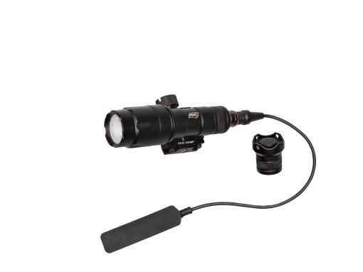 ASG Strike Systems Flashlight, Tactical version, 280-320 lumens, Black