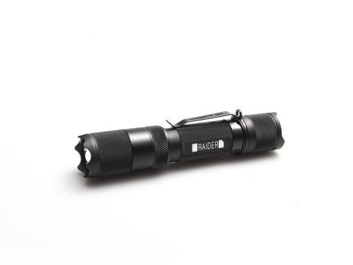 ASG Strike Systems Raider Flashlight, Tactical version, 980 lumens, Black