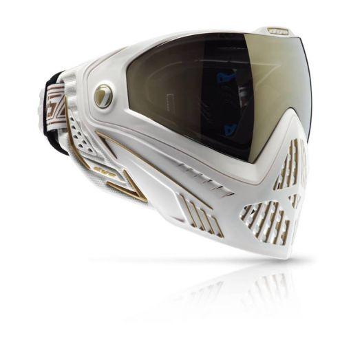 DYE i5 Goggle - White / Gold