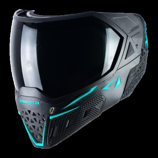 Empire EVS Goggle - Black/Aqua