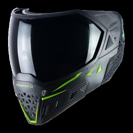Empire EVS Goggle - Black/Lime