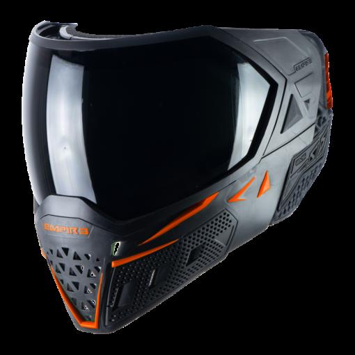 Empire EVS Goggle - Black/Orange