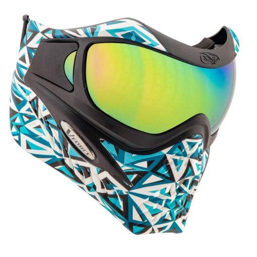 VForce Grill Goggle SE Print - Angler Aqua