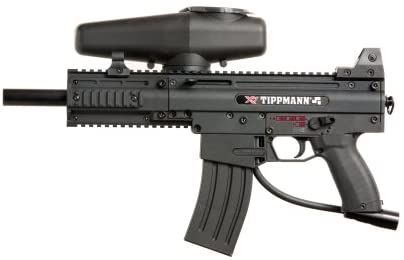 Tippmann X7 with Egrip