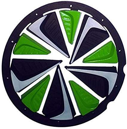 Exalt Rotor Fastfeed - Black/Lime/White