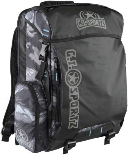 Gi Sportz HikR 2.0 Backpack - Tiger Black