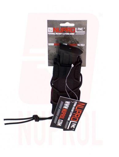 Nuprol PMC Pistol Open Top Pouch - Black