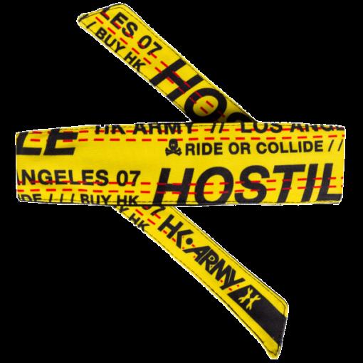 HK Headband - Hazzard Yellow