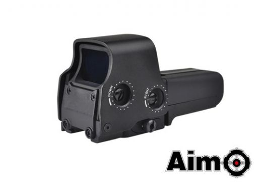 Aim-O 558 Holographic Clone Black