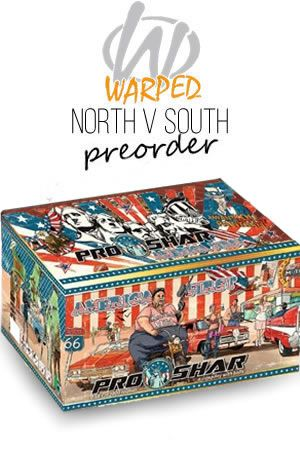North v South Big Game 2021 Paint Preorder - PRO-SHAR America First / Red Menace