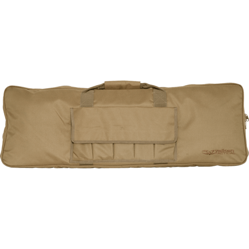 Valken V Tactical Single Rifle Soft-42 Gun Case-Tan