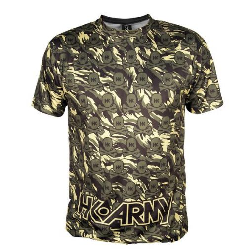HK DryFit - All Over - Camo