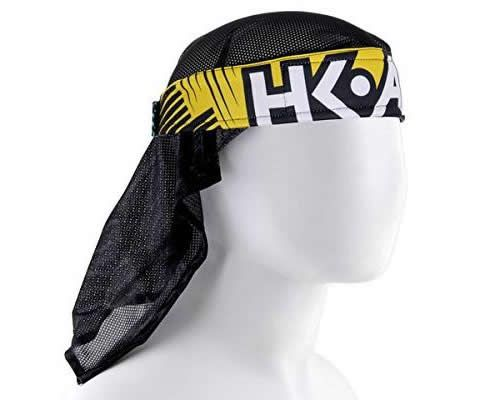 HK Headwrap Apex Yellow -