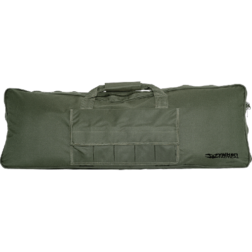 Valken V Tactical Single Rifle Soft-42 Gun Case-Olive