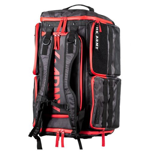 Hk Army Expand Gear Bag Backpack - Shroud Black/Red