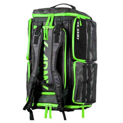 Hk Army Expand Gear Bag Backpack - Shroud Black/Green