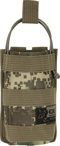 Eclipse Molle Single Mag Pouch - HDE Camo