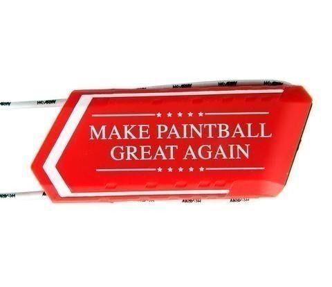 Hk Ball Breaker Barrel Sock - Make Paintball Great Again