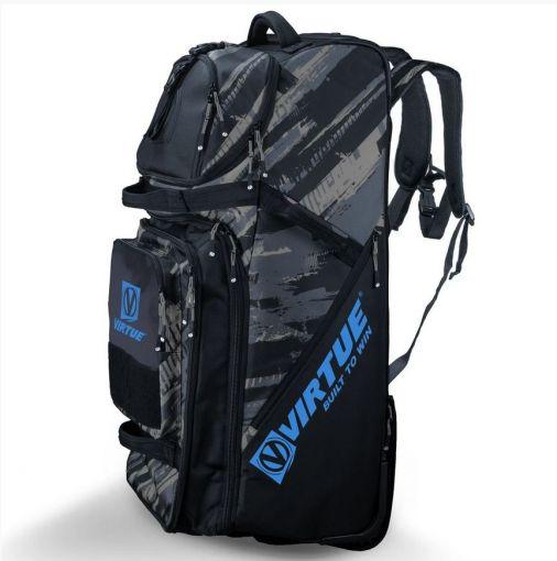 Virtue High Roller Gear Bag V4 - Graphic Black