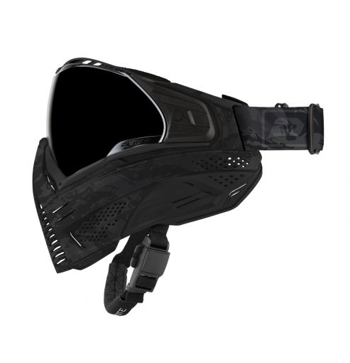 Push Unite Mask - Black Camo