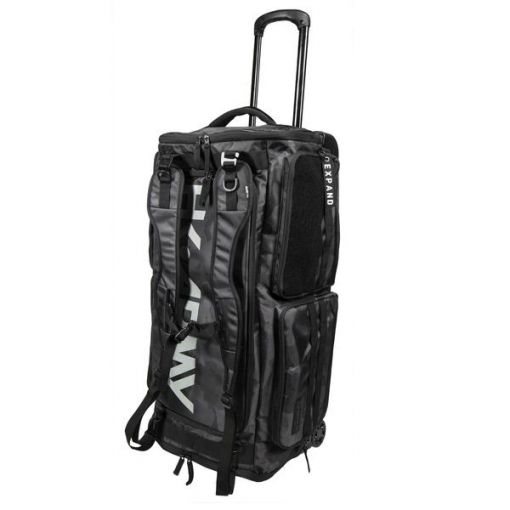 Hk Army Expand Roller Gear Bag - Shroud Blackout