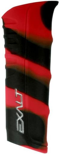 Exalt Shocker RSX Grip - Black/Red