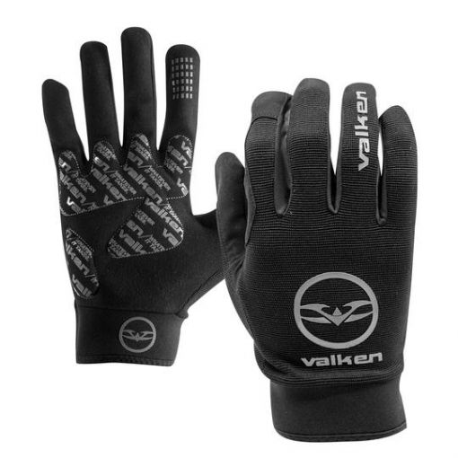 Valken Bravo Gloves - Black - Large