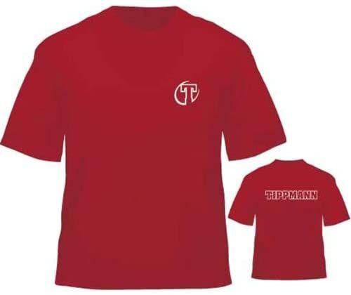 Tippmann Circle Logo T-Shirt - Red