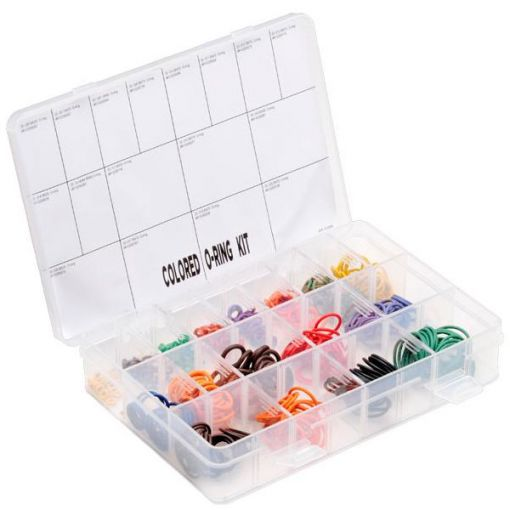 DYE DYE COLOUR CODE ORING KIT -