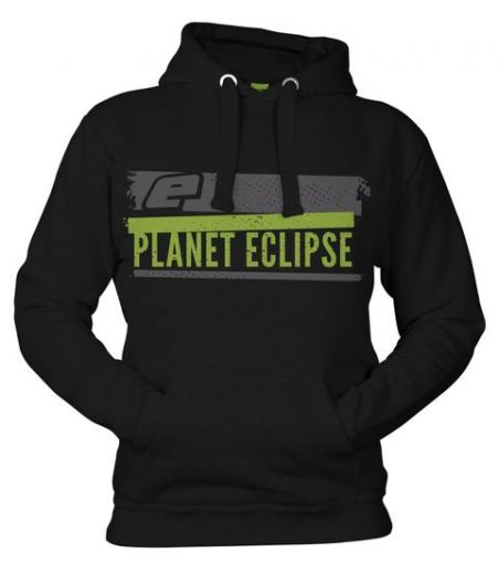 Eclipse Derail Hoody - Black