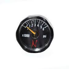 Ninja 4500psi Mini Gauge