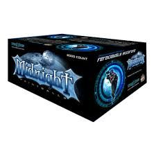 DXS Midnight .68 Cal 2000 Paintballs -