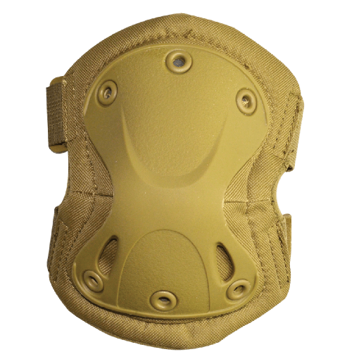 Valken V Tactical Elbow Pads-Desert Tan