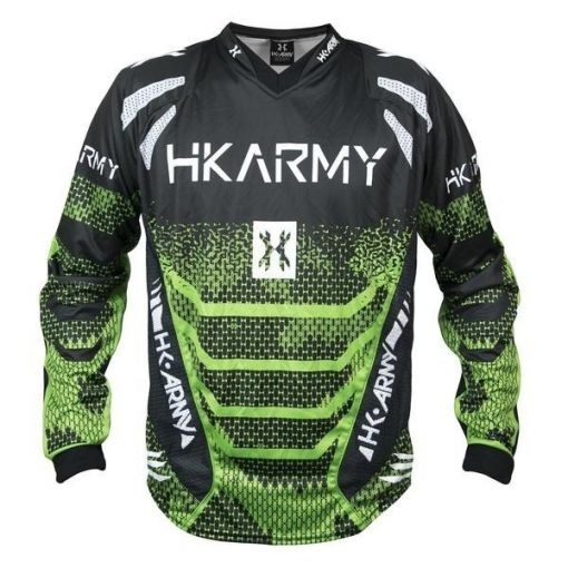 HK Army Freeline Jersey - Energy