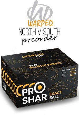 North v South Big Game 2021 Paint Preorder - PRO-SHAR EXACT