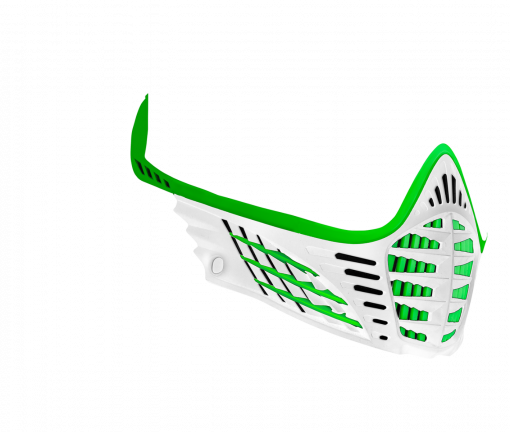 VIO Face Mask - Lime/Lime/White