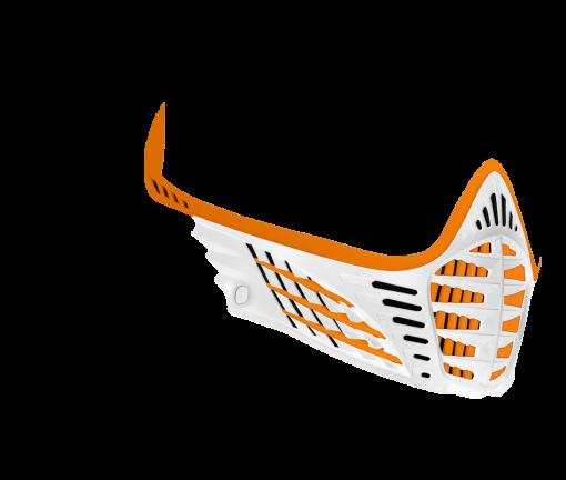 VIO Face Mask - Orange/Orange/White