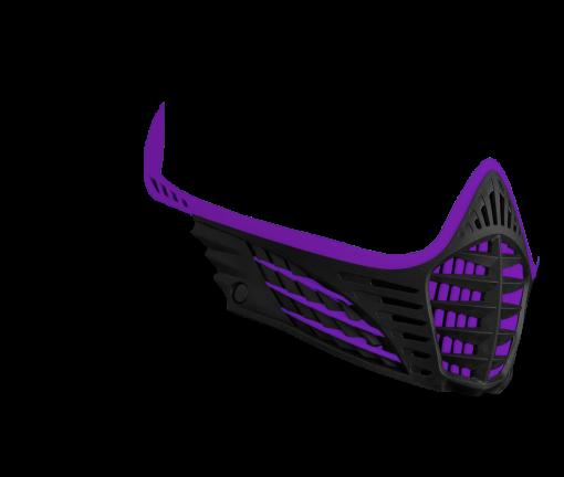 VIO Face Mask - Purple/Purple/Black