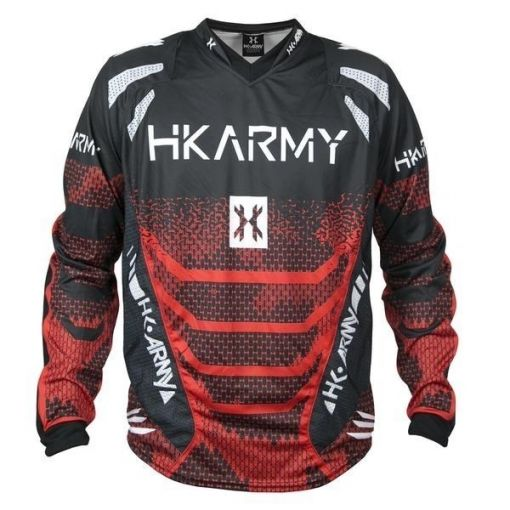 HK Army Freeline Jersey - Fire
