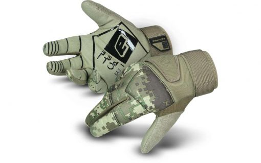 Planet Eclipse G4 Full Finger Gloves - HDE Camo