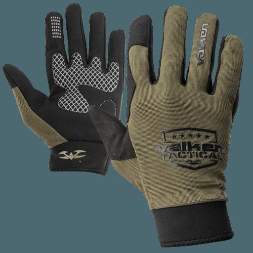 Valken Sierra II Gloves - Olive