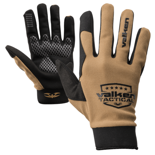 Valken Sierra II Gloves - Tan