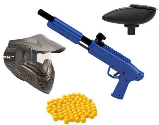 Valken GOTCHA .50 Cal Shotgun Package - Blue