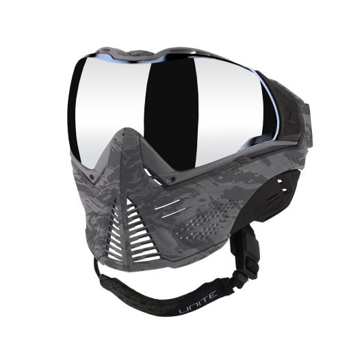 Push Unite Mask - Grey Camo