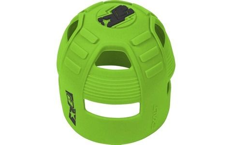 Eclipse Tank Grip - Lime/Black