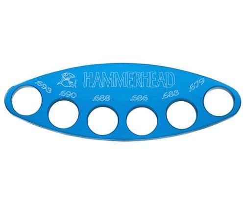 Hammerhead Ball Gauge -