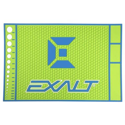 Exalt HD Tech Mat - Lime/Blue