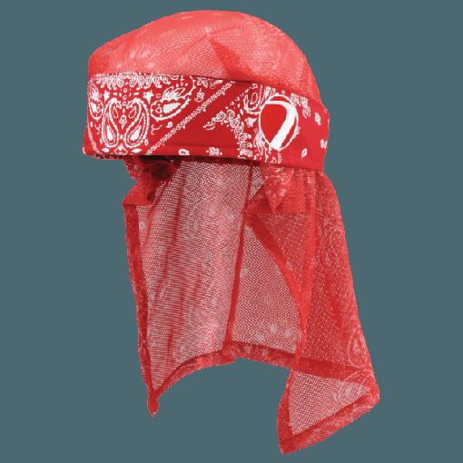 DYE Head Wrap - Bandana Red